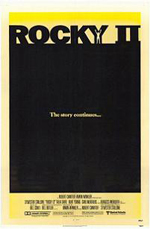 locandina Rocky II