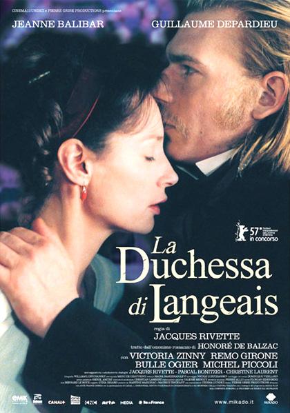 Trailer La duchessa di Langeais