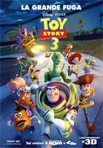Locandina Toy Story 3 - La grande fuga