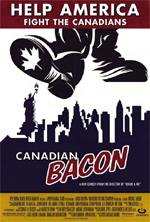 Poster Operazione Canadian Bacon  n. 0