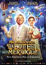 Locandina Mr. Magorium e la bottega delle meraviglie