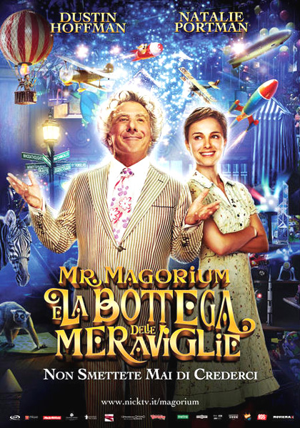 Mr. Magorium e la bottega delle meraviglie download ITA 2007 (TORRENT)