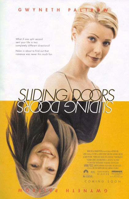 Poster 1 Sliding Doors