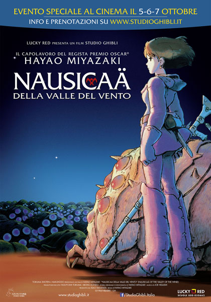 Nausicaa della Valle del Vento in streaming & download