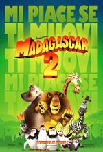 Locandina Madagascar 2