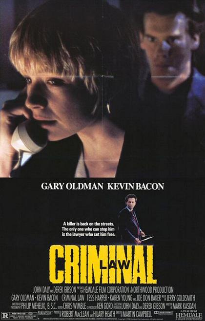 Trailer Legge criminale
