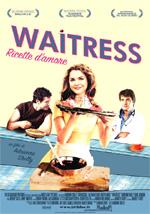 Locandina Waitress - Ricette d'amore