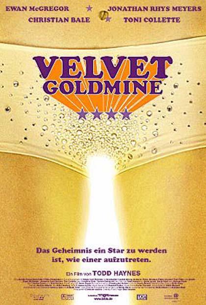 Poster Velvet Goldmine