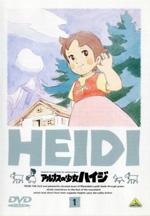 Locandina Heidi - La serie animata