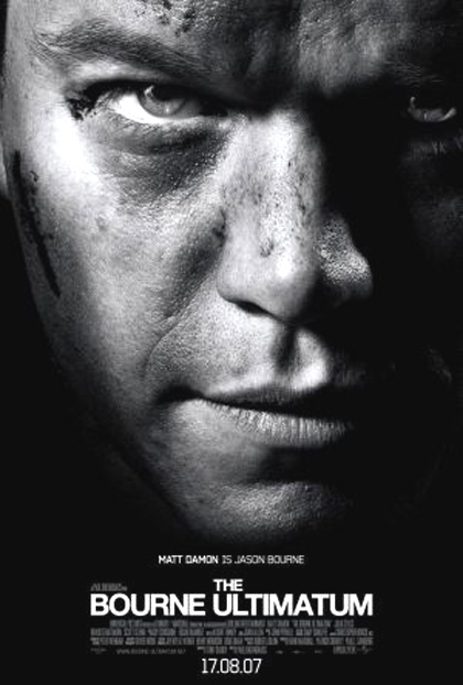 Locandina The Bourne Ultimatum