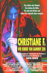 Locandina Christiane F. - Noi i ragazzi dello zoo di Berlino
