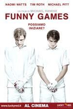 Locandina Funny Games