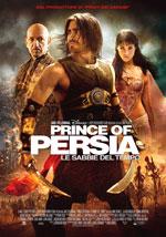 Locandina Prince of Persia - Le sabbie del tempo