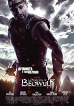 Locandina La leggenda di Beowulf