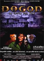 Locandina Dagon - La mutazione del male