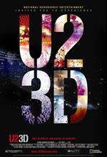 Locandina U2 3D
