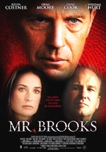Locandina Mr. Brooks