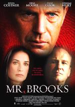 Locandina Mr. Brooks