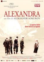 Locandina Alexandra