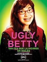 Locandina Ugly Betty