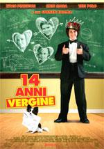 Locandina italiana 14 anni vergine