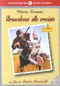 Locandina Brancaleone alle crociate