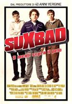Locandina SuxBad - 3 menti sopra il pelo