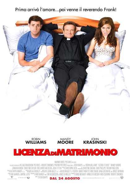 Licenza di matrimonio download ITA 2007 (TORRENT)