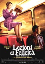 Locandina italiana Lezioni di felicit� - Odette Toulemonde