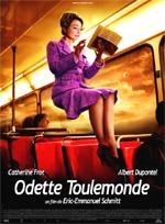 Poster Lezioni di felicit� - Odette Toulemonde  n. 1