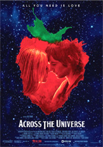 Locandina Across the Universe