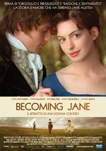 Locandina Becoming Jane - Il ritratto di una donna contro