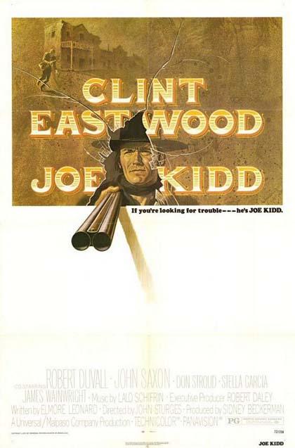 Trailer Joe Kidd