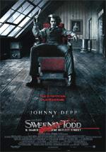 Locandina Sweeney Todd: il diabolico barbiere di Fleet Street