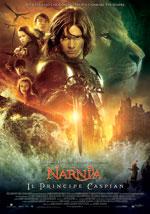Locandina Le cronache di Narnia - Il Principe Caspian