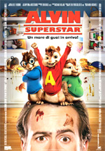 Locandina Alvin Superstar