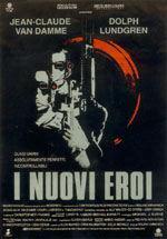 Locandina italiana I nuovi eroi