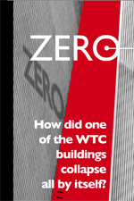 Locandina Zero - Inchiesta sull'11 settembre