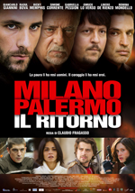 Locandina Milano Palermo - Il ritorno