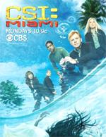 Locandina CSI: Miami