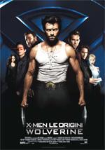 Locandina X-Men le origini: Wolverine