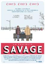 Locandina La famiglia Savage