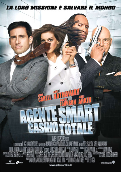 Agente Smart – Casino totale download ITA 2008 (TORRENT)