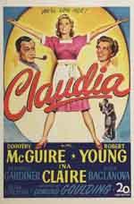 locandina Claudia