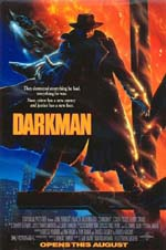 locandina Darkman