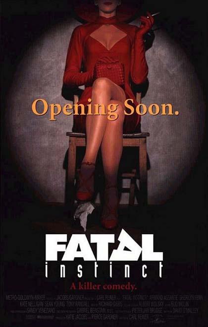 Trailer Fatal Instinct