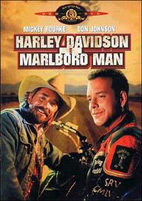Locandina Harley Davidson and the Marlboro Man