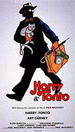 locandina Harry e Tonto
