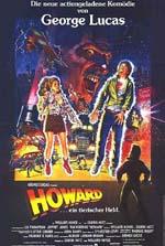 Locandina Howard e il destino del mondo