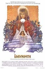 Locandina Labyrinth - Dove tutto è possibile